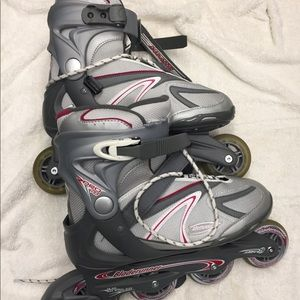 Other - Women rollerblade Sz 10. Barely used